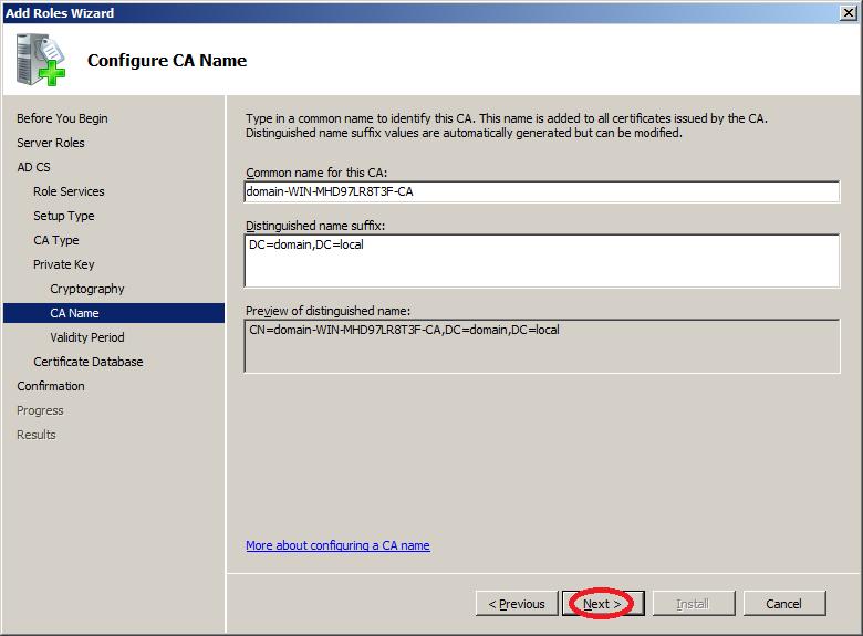 Пошаговая инструкция по установке и настройке центра сертификации Блог разработчиков